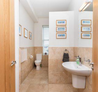 Bathroom of Beach View