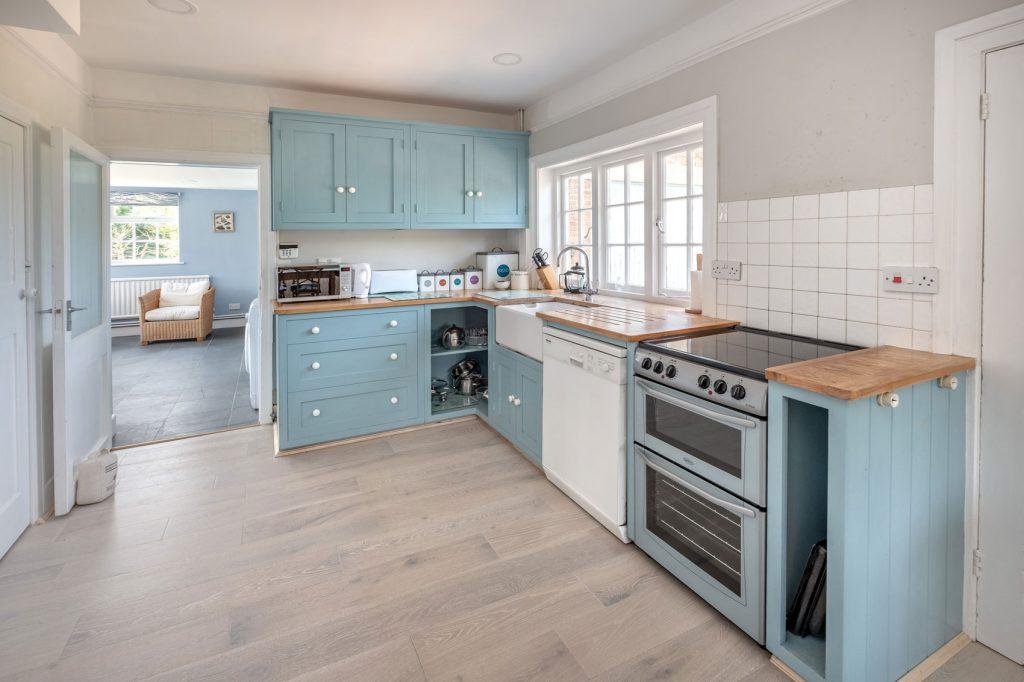 Shalfleet Farmhouse kitchen image 1