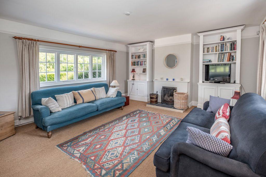 Shalfleet Farmhouse Sitting Room 1
