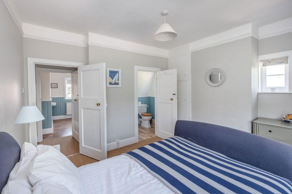 Shalfleet Farmhouse Bedroom 2