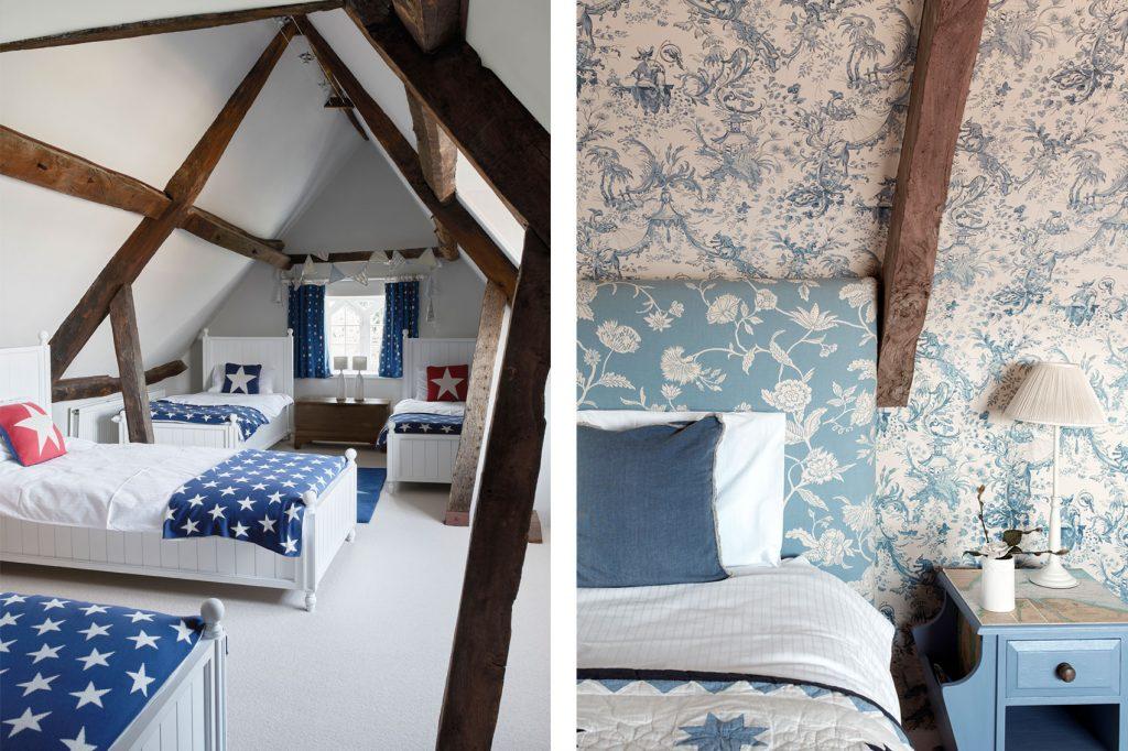 Shalfleet Manor Bedrooms