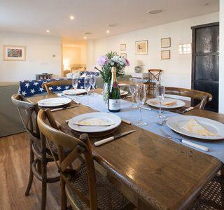 Shalfleet Barn Dining Table