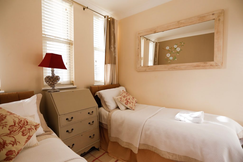 Bedroom 2 of Skylight View, twin single beds