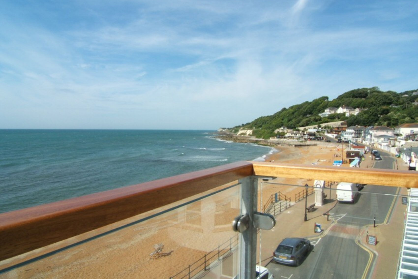 Beach Haven view of Ventnor bay